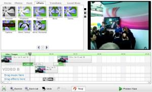 Skærmbilledet i Jaycut