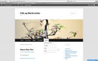 Wordpress - Brug af indlægs kategorier som menupunkter