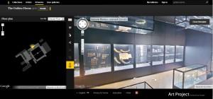 På virtuel rundtur i samlingerne. Her ved de berømte (og genskabte) guldhorn.