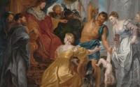 Hvem har ikke drømt om at remixe Rubens... Kilde: Statens Musum for Kunst.