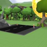 VR miljø i CoSpaces